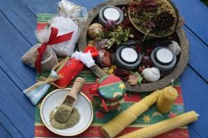 Weihnachtsbasteln1